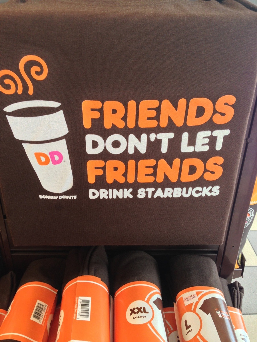 No More Excuses For Dunkin Donuts Not To Dominate