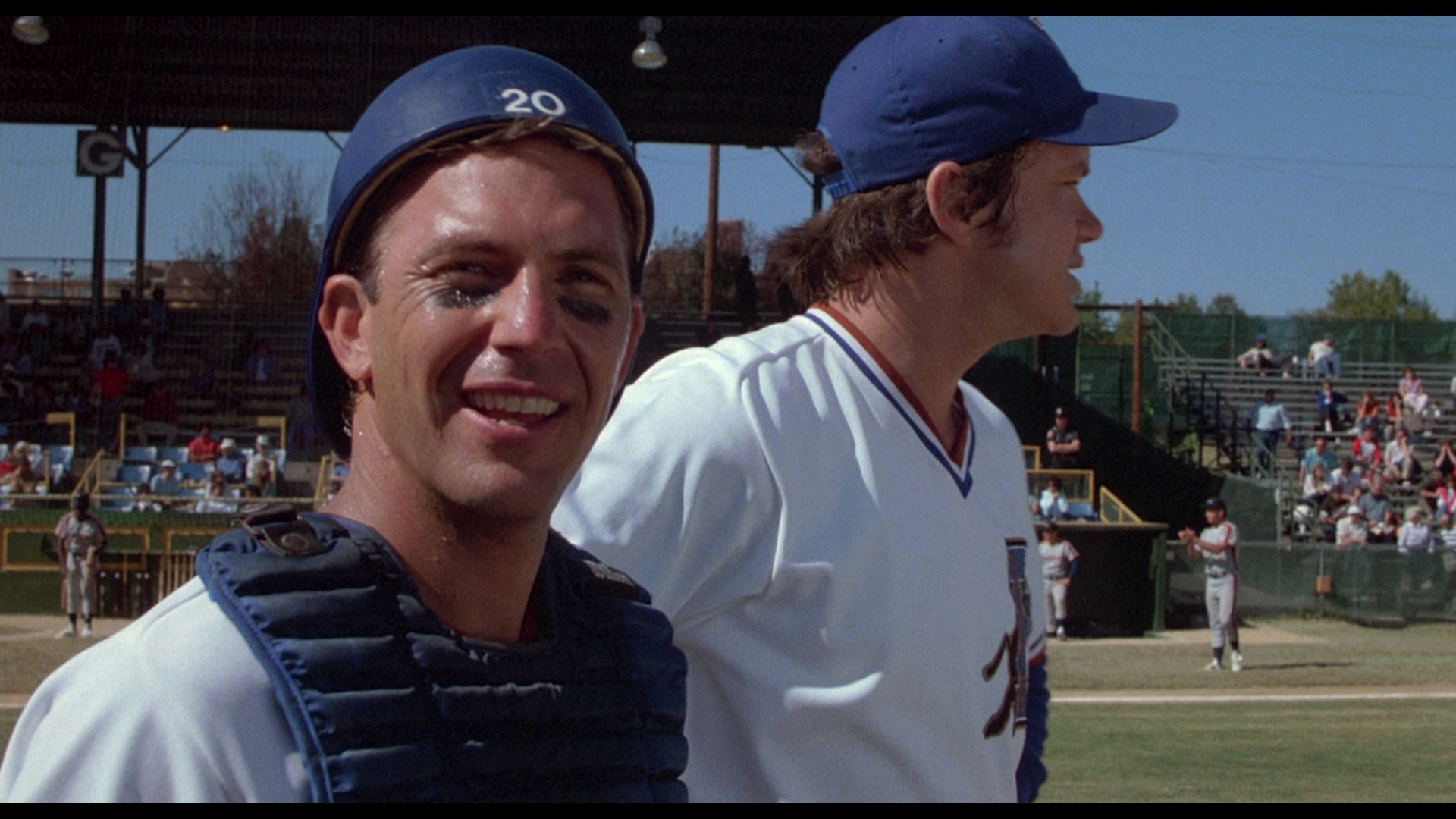 ... and baseball season for that matter bull durham 1988 is certainly